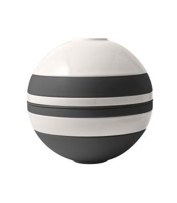 Iconic La Boule black & white, bianco e nero VILLEROY & BOCH