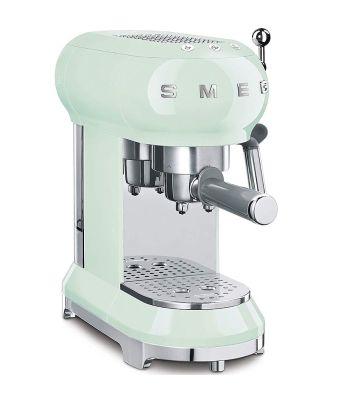 MACCHINA DA CAFFE' VERDE SMEG