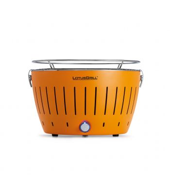 BARBECUE PICCOLO ARANCIO LOTUS GRILL