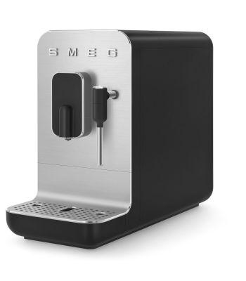 Macchina da Caffè Espresso Automatica BCC02BLMEU nera SMEG