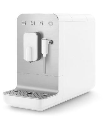 Macchina da Caffè Espresso Automatica BCC02WHMEU Bianca SMEG