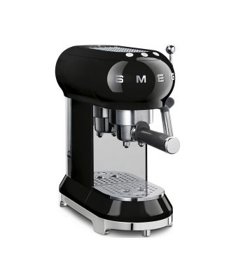 Macchina da caffè espresso Smeg Nera