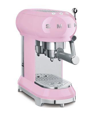 MACCHINA DA CAFFE' ROSA SMEG