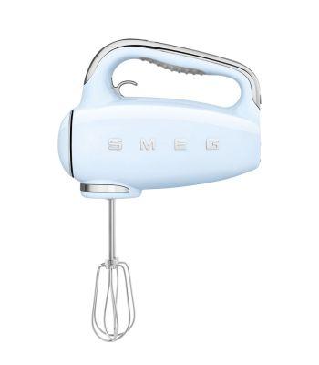 Sbattitore elettrico Colore Azzurro Estetica 50's Style HMF01PBEU Smeg